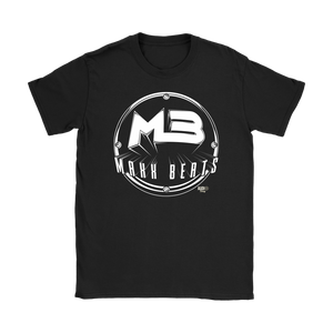 MAXXBEATS Vintage Logo Ladies Tee - Audio Swag