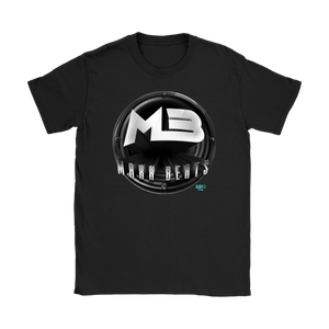 MAXXBEATS Logo Ladies Tee - Audio Swag