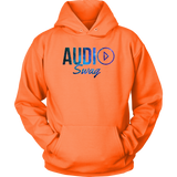 Audio Swag Cosmo Logo Hoodie - Audio Swag