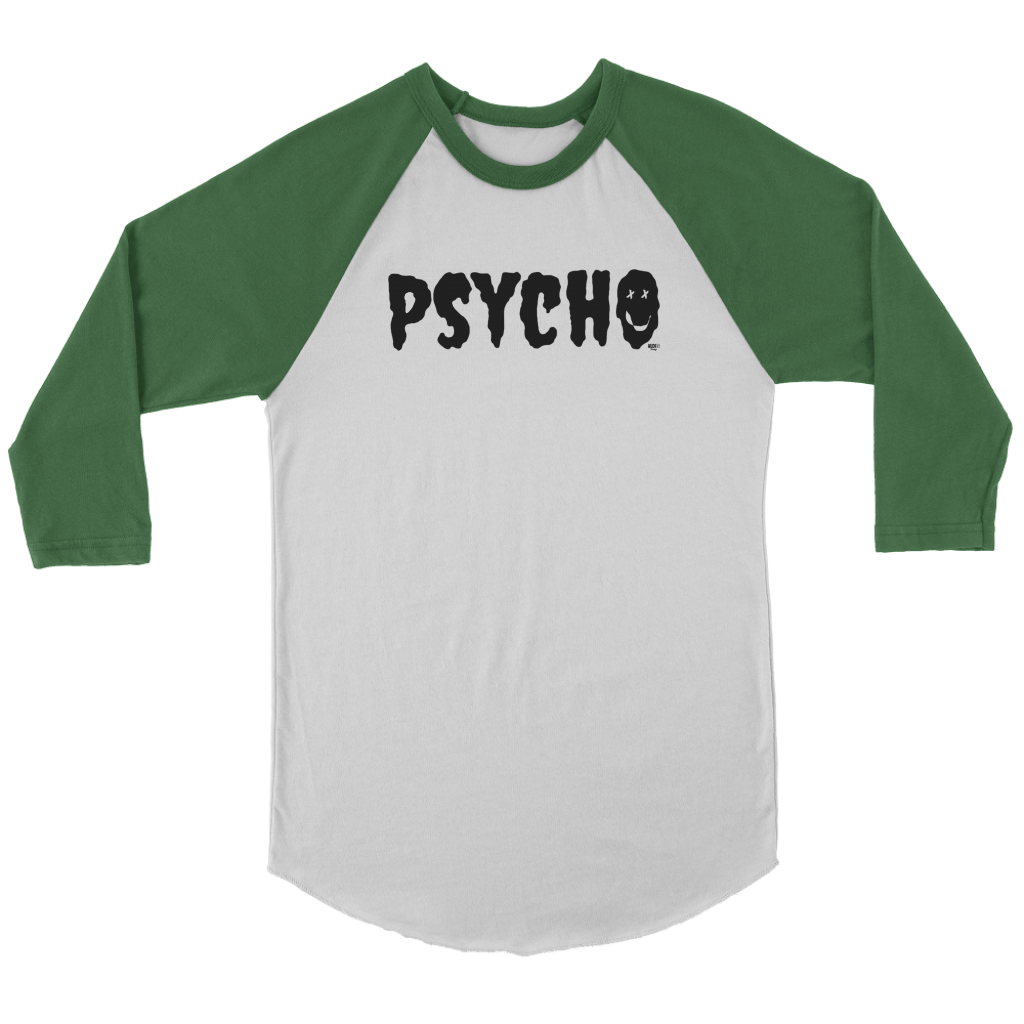 Psycho Fun Raglan - Audio Swag