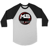 MAXXBEATS Red Logo Raglan - Audio Swag