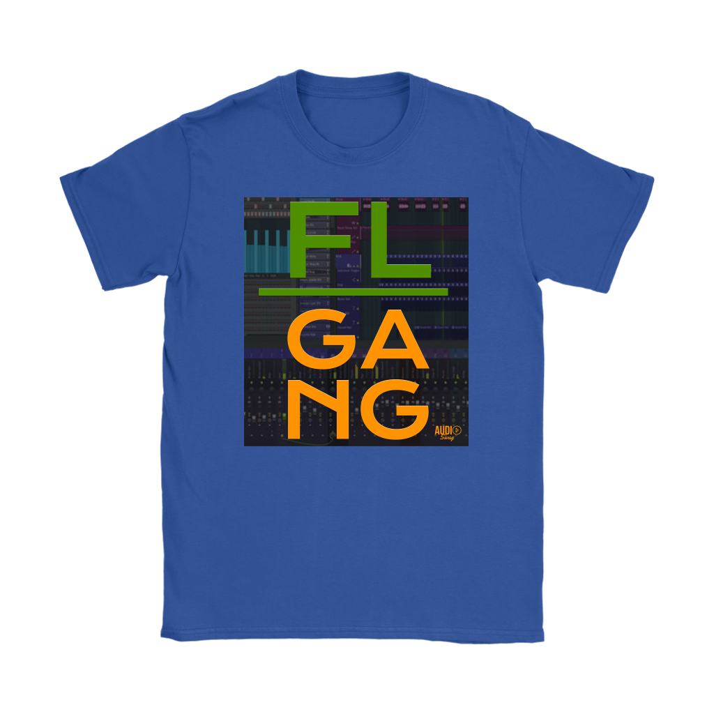 FL Gang Ladies T-shirt
