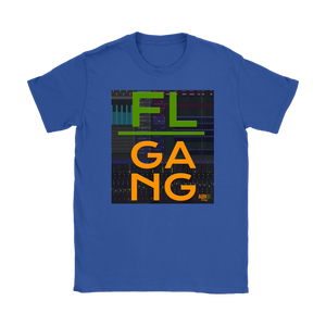 FL Gang Ladies T-shirt - Audio Swag