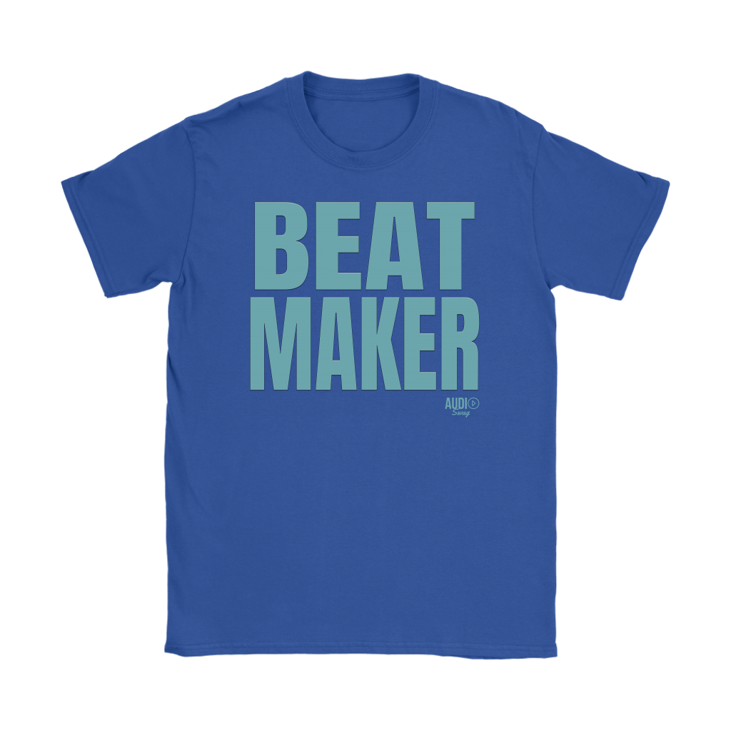 Beatmaker Ladies T-shirt - Audio Swag