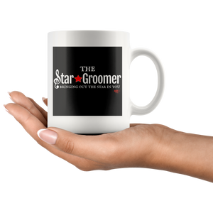 The Star Groomer Mug - Audio Swag