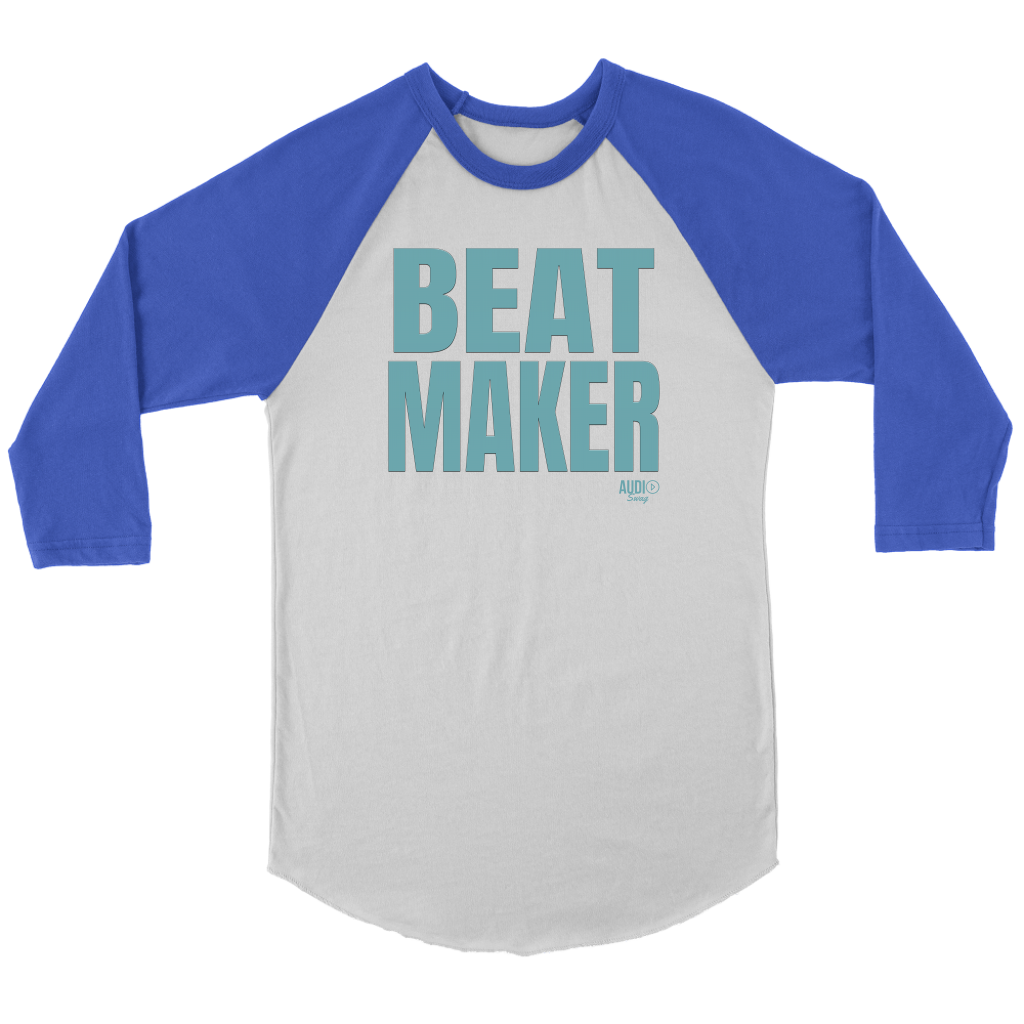 Beatmaker Raglan - Audio Swag