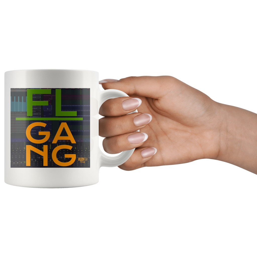 FL Gang Mug - Audio Swag
