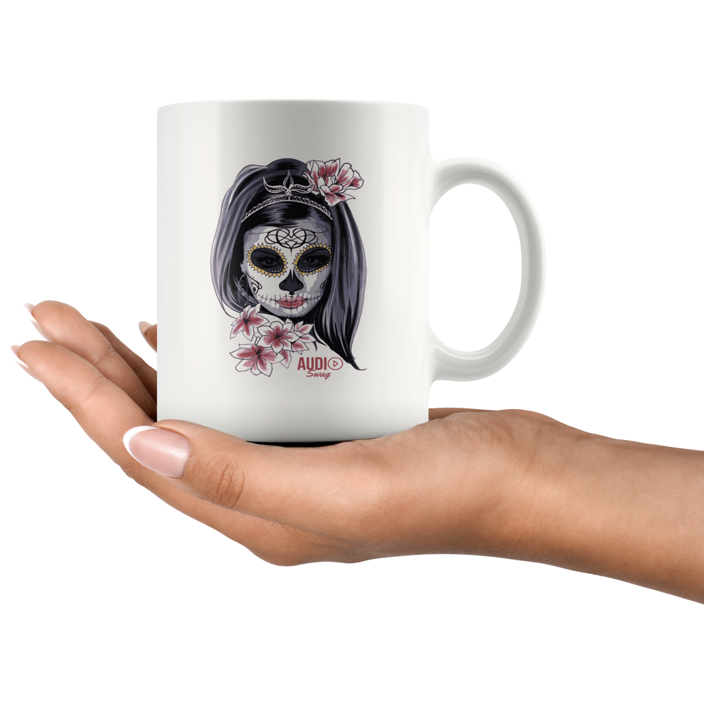 Day Of The Day Woman Mug - Audio Swag
