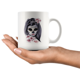 Day Of The Day Woman Mug