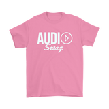 Audio Swag Light Logo Mens Tee