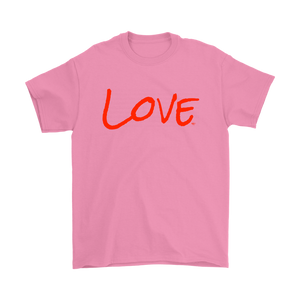Love Men Tee - Audio Swag