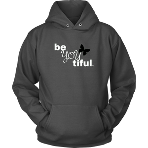 Be(You)tiful Inspirational Hoodie - Audio Swag