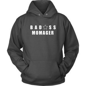 Bad@ss Momager Hoodie - Audio Swag