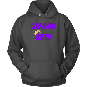 Quarantine Queen Hoodie - Audio Swag