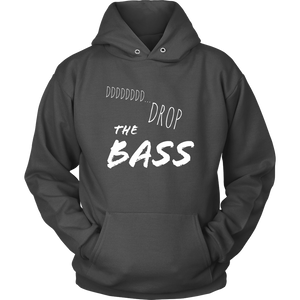 Drop the Bass Hoodie - Audio Swag