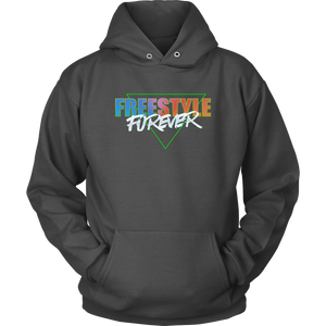 Freestyle Forever Hoodie - Audio Swag