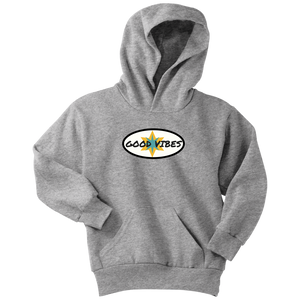 Good Vibes Youth Hoodie - Audio Swag