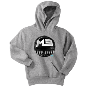 MAXXBEATS Logo Youth Hoodie - Audio Swag
