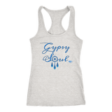 Gypsy Soul Ladies Racerback Tank Top - Audio Swag