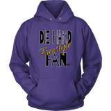 Die Hard Freestyle Fan Hoodie - Audio Swag