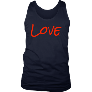 Love Men Tank - Audio Swag