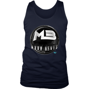MAXXBEATS Logo Mens Tank - Audio Swag