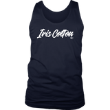 Iris Colton Logo Mens Tank Top - Audio Swag