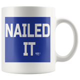Nailed It Mug - Audio Swag