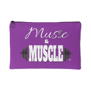 Music & Muscle Large Accessory Pouch