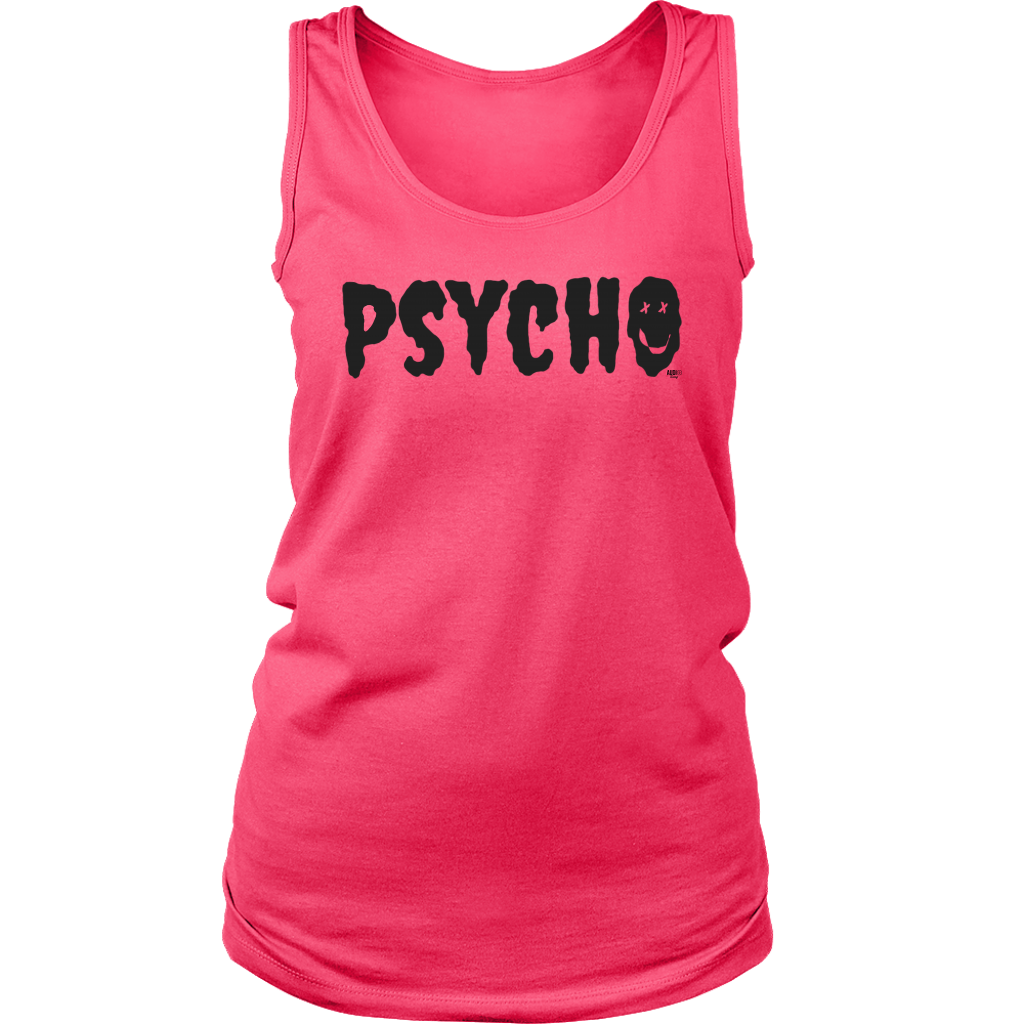 Psycho Fun Ladies Tank - Audio Swag