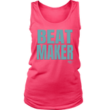 Beatmaker Ladies Tank Top - Audio Swag