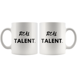 Real Talent Mug - Audio Swag