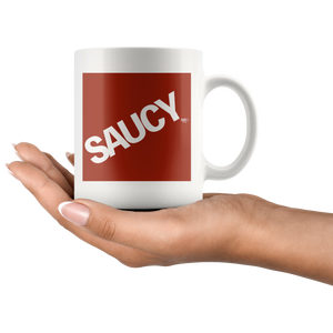 Saucy Mug - Audio Swag