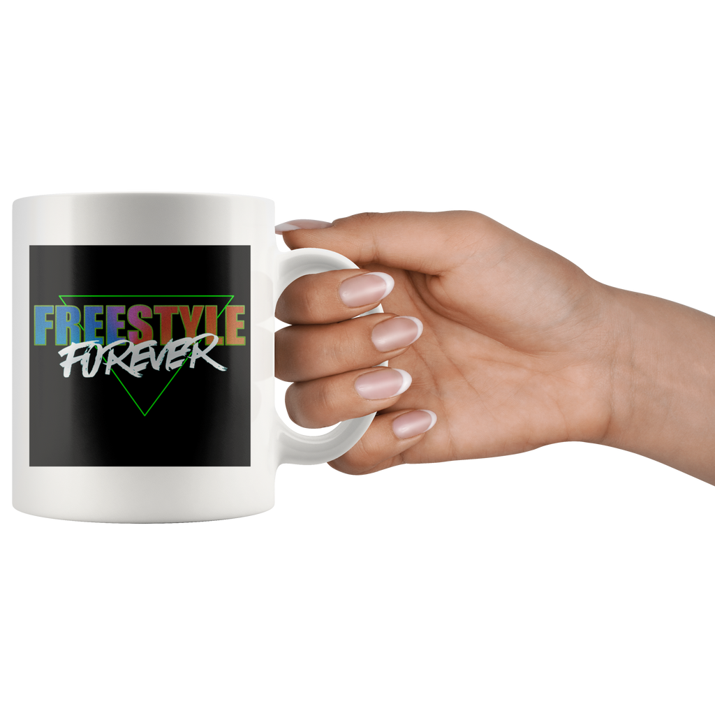 Freestyle Forever Mug - Audio Swag