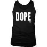 Dope Mens Tank Top - Audio Swag