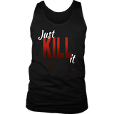 Just Kill It Mens Tanks Top