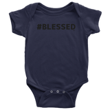 #Blessed Baby Bodysuit - Audio Swag