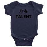 Real Talent Baby Bodysuit - Audio Swag