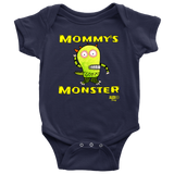 Mommy's Monster Baby Bodysuit