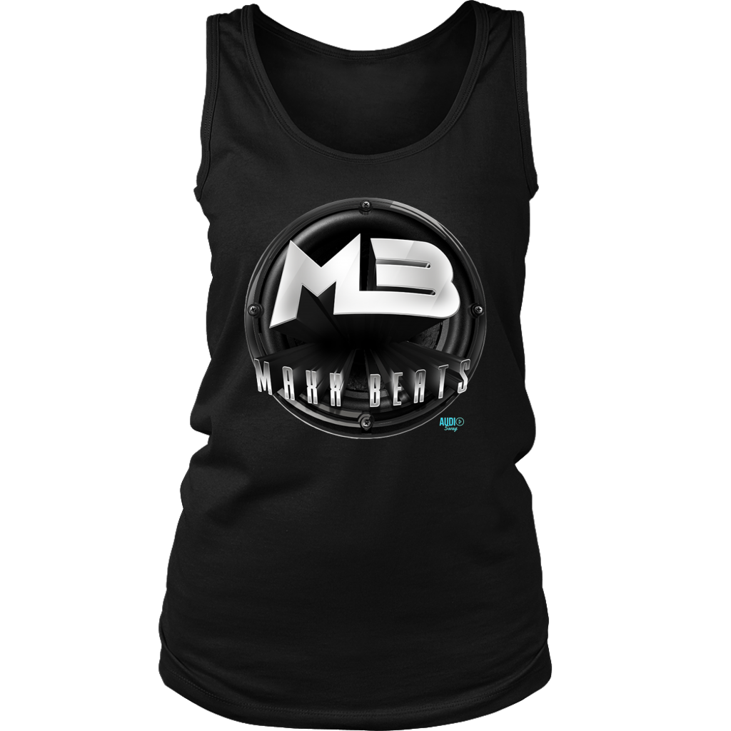 MAXXBEATS Logo Ladies Tank - Audio Swag