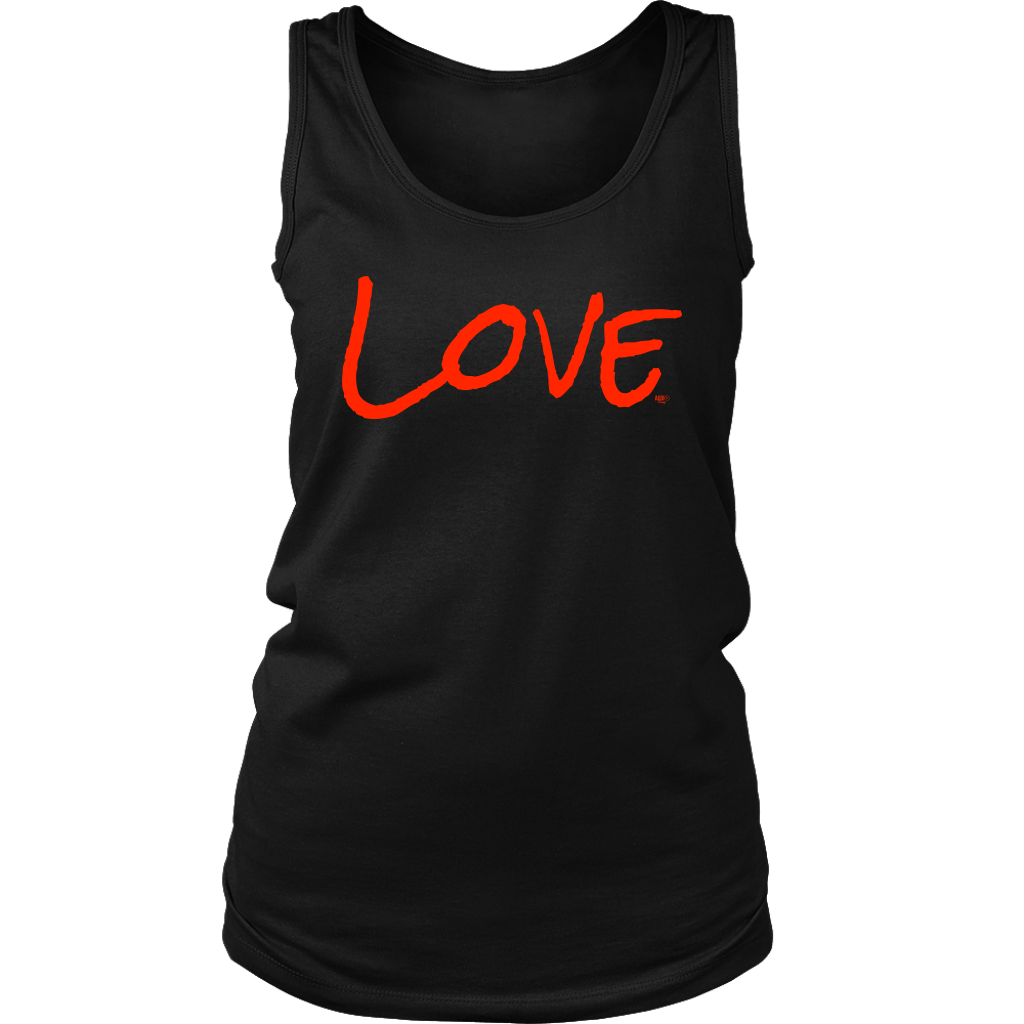 Love Ladies Tank - Audio Swag