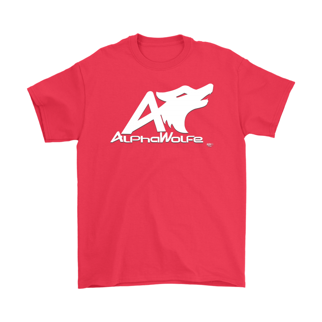 AlphaWolfe Mens T-shirt - Audio Swag