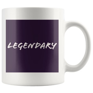 Legendary Mug - Audio Swag