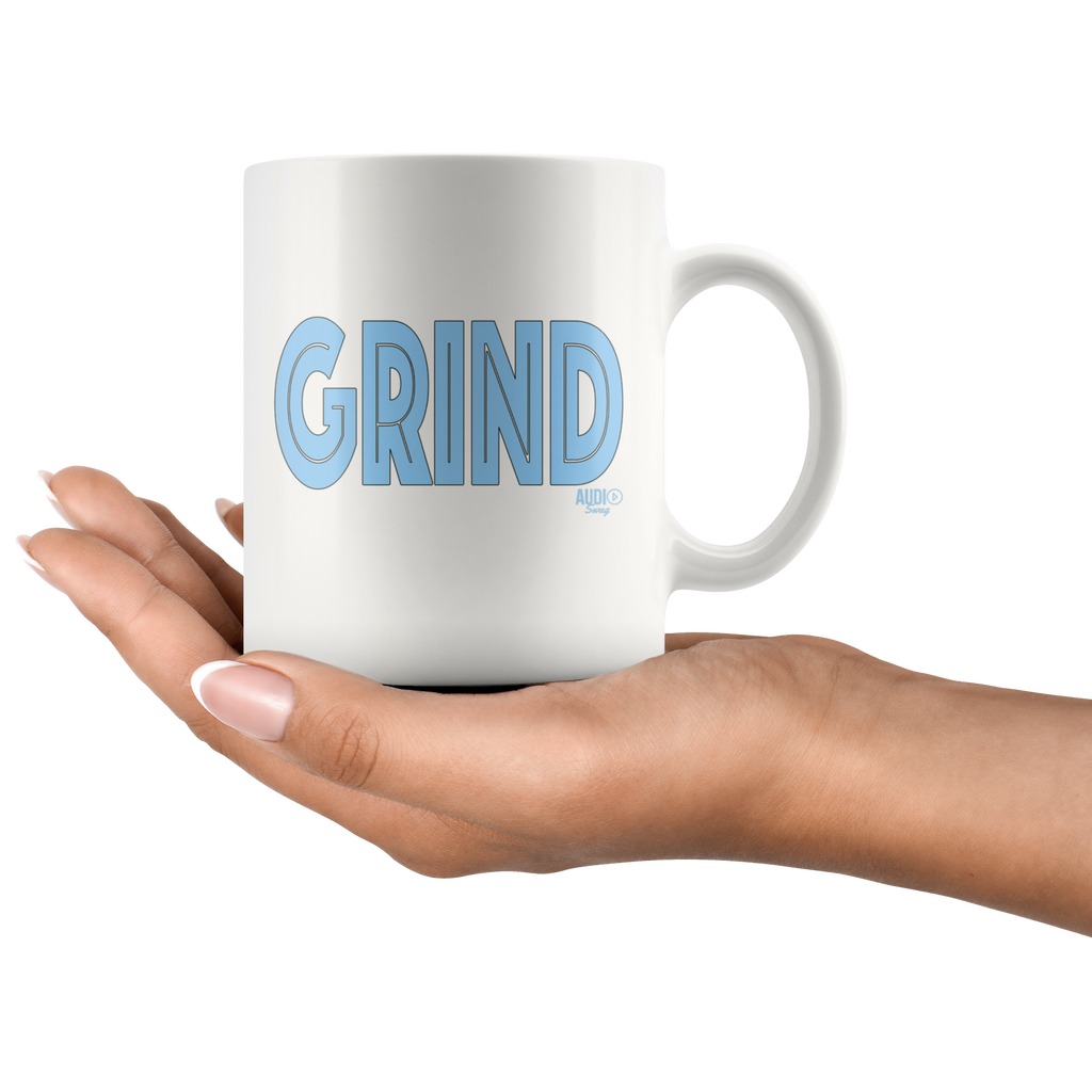 Grind Mug - Audio Swag