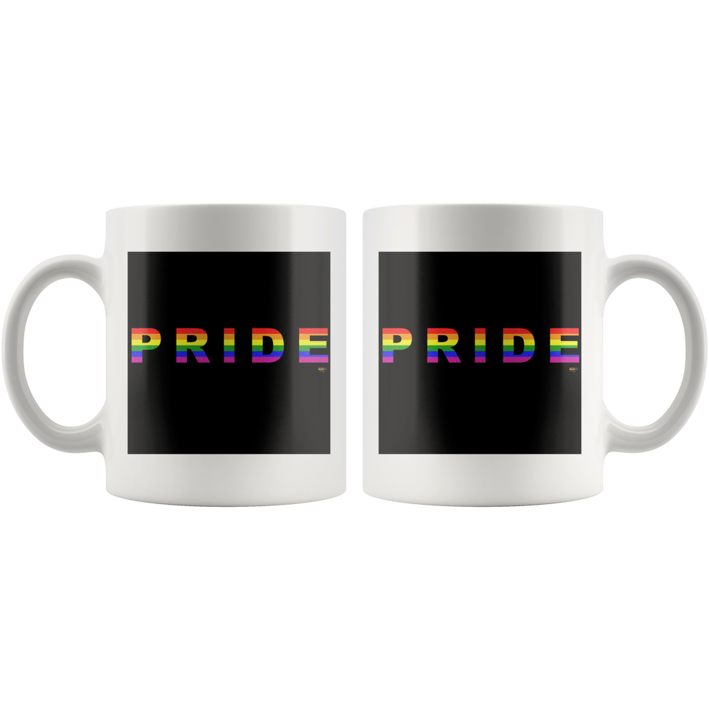 Pride Mug - Audio Swag