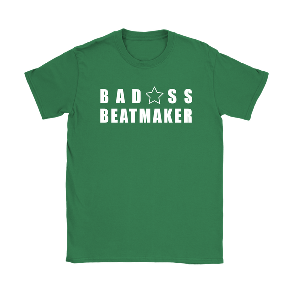 Bad@ss Beatmaker Ladies Tee - Audio Swag