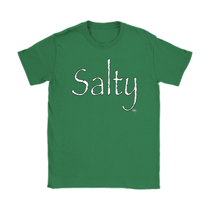 Salty Ladies T-shirt - Audio Swag