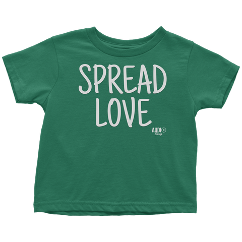 Spread Love Toddler T-shirt