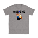 Michelle Strong Ladies T-shirt - Audio Swag