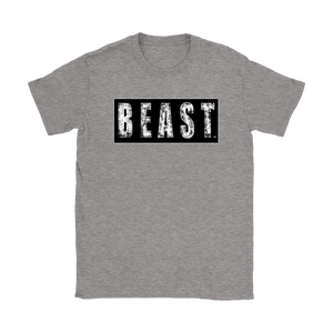 Beast Ladies T-shirt - Audio Swag